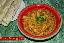 Dal-based Curry / Curries that goes well with Rotis and Rice.