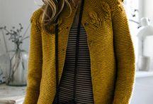 Knitting / by MamboyMara Gris Raya