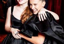 Millie and Sadie