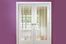 Room dividers / Shut off and entire space or create a large room from two smaller rooms with stylish room dividers