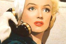 Inspiration / Inspiration & style & Marilyn <3