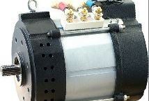 electric motor for car project