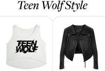 Teen Wolf Style