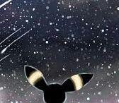 Umbreon in Night