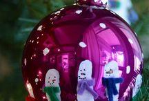 fingerabdruck weihnachten