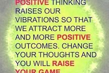 peace and positivity