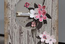 Stampin' Up / Cards