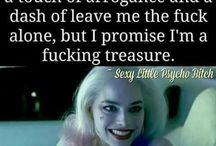 My alter ego #Harley Quinn
