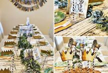 Where the Wild Things Party Ideas / Where the Wild Things Party Ideas