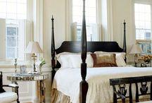 bedroom ideas / by Michele Buddo