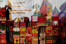 "Festival / на фестивалях со школой развития ""Маяк"". ART project DIY with kids"