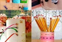 Order needed / Organize, organize, organize