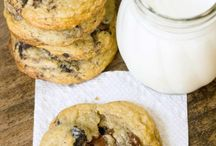 cookie recipes / by Christine Frank