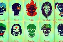 mis supervillanos