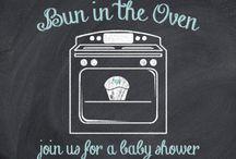 Baby shower ideas / by Mindy Garcia