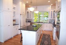 Kitchen Design Ideas / by Musings from a Stay At Home Mom