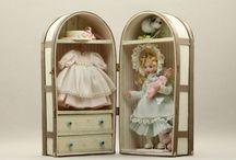 Dolls. Stuff