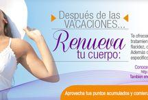 Tratamientos corporales / Descubre cómo tener el cuerpo que tanto deseas y mantenerlo en el tiempo  www.laultimadieta.com