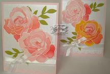 Stampin' Up Cards / by Tami Harrison