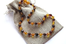 amber necklaces for teething
