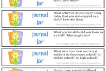 Journal Jar / by Carol Thalmann