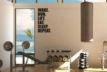 Amazing workout space