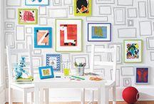 Framing Children Art Work