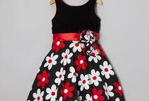 vestidos nena