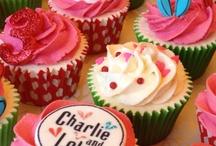 my work - children's cupcakes
