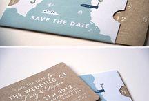 invitation//carts//papelote / by Barbora Hatt