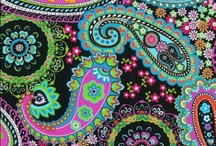 Paisley Patterns / A collection of the lovely Paisley patterns. Paisley pattern are used widely in Indian art, in henna and rangoli designs.