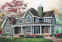 Dream home / by Stacey Powers