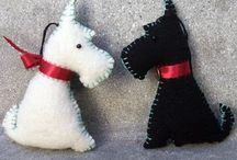 scottie dog and westie