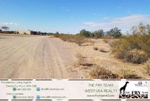 SOLD! LAND FOR SALE! Great Corner Lot with Mountain Views / 6229 N 416th Avenue 919, Tonopah, AZ 85354