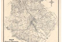 Texas County Maps