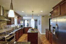 Kitchen Renovation | Elk Grove / Remodeling leads us all over Chicagoland. Here's another fantastic kitchen renovation completed in Elk Grove Village, Illinois.
