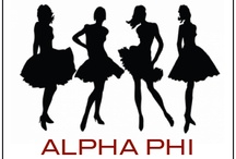 Forever A Phi / AOE / by Carolyn Corlett