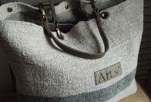 textil táskák