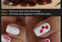 Nail Designs / by Kelsey Fameli