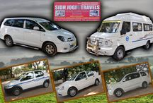 Tour & Travels Service in Chandigarh / Sidh Jogi Tour & Travel provides many services. For long distance many people prefer bus or train rather than hiring a car. This is less expensive as well as whole family fit in one car.