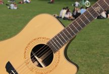 The biggest and the finest pictures of acoustic guitars / http://www.tburtonguitars.com/