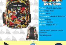 Mochilas Juvenil/Adulto / Contém muitas mochilas masculinas e femininas de diversas marcas famosas e marcas próprias
