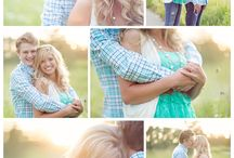 Engagement inspiration / Engagement photos and clothing style ideas for engaged couples #engaged #wedding #bride #groom #engagement #coloradophotographer #denverbride