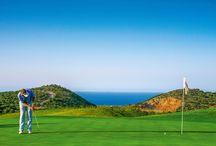 The Clubhouse at Crete Golf Club, facilities, Golf Academy, Course, Kriti, Crete, Kreta