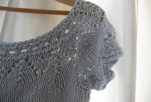 knitted lacy jersies