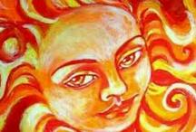 The Sun / Loving the sun!