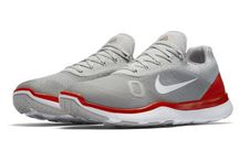 Sneaker Heads / NCAA Nike Free Train Sneakers- available now at Lids.com!