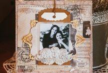 открытка с фото