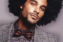 Brotha, I Love Your Afro! / Afros, Natural hair, and Beautiful ethnic men. / by Eric C. McDonald Jr.