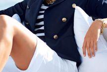 Women's Boating Fashion